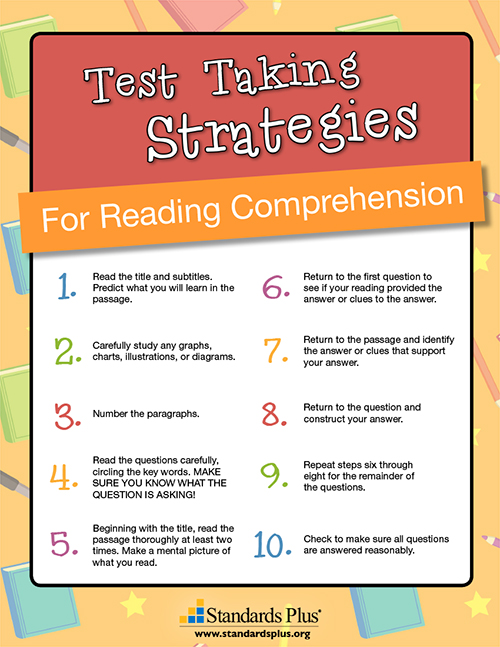 5th grade reading comprehension test pdf